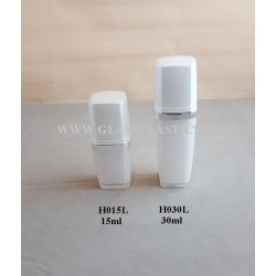Acrylic Square Bottle - 15ml & 30ml