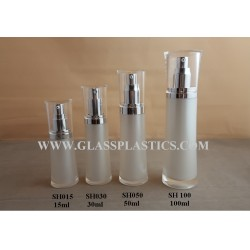 Acrylic Round Bottle - 15ml to 100ml