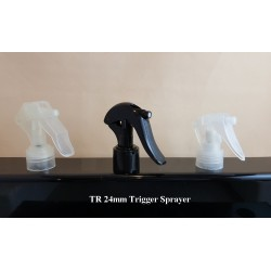 Trigger Sprayer: 24mm & 28mm cap size