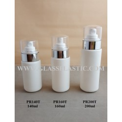 Cosmetic Bottle: 140ml, 160ml, 200ml (HDPE )