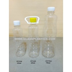 PET Plastic Bottle - Mineral Bottle 1