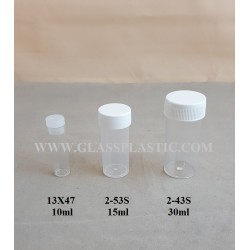 PS Pill Container - 30ml, 15ml, 10ml