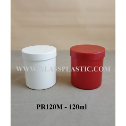 Plastic PP jar - 120ml