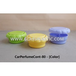 Car Perfume Soap Container