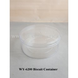 PS Biscuit Container: WY-7600 & WY-6200