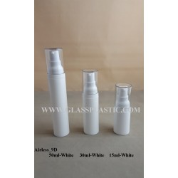 Airless Pump - 15ml, 30ml, 50ml (9D series)