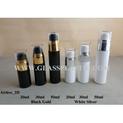 Airless Pump - 20ml, 30ml, 50ml (2D series)