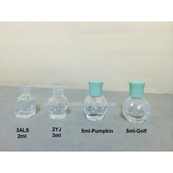 Small Perfume bottle - 3ml & 5ml