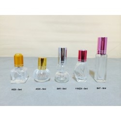 Perfume roller bottle - 8ml