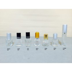 Perfume roller bottle - 5ml
