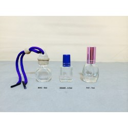 Perfume roller bottle - 6 ml 7ml