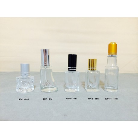 Perfume roller bottle - 9ml and above