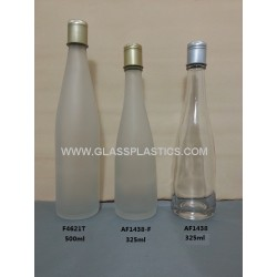 Glass Bottle  RD - 500ml & 325ml