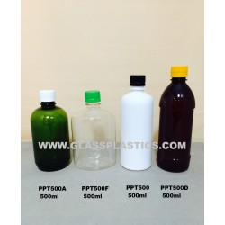 PET Plastic Bottle - 500ml