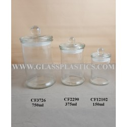 Air Tie Jar - 150ml ~ 750ml